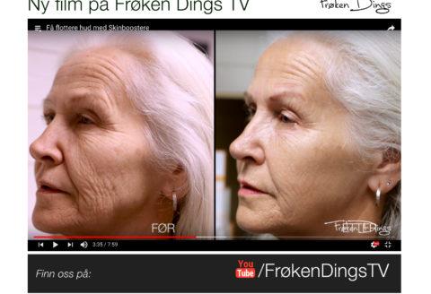 Se hvordan du kan gi huden din et skikkelig løft