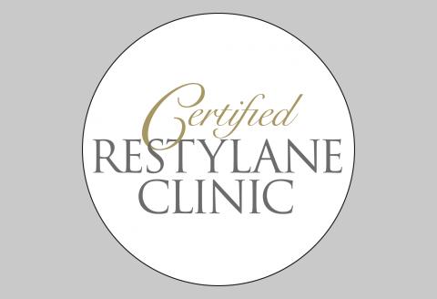 VI er en autorisert Restylane-klinikk